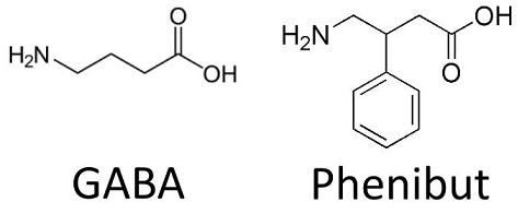 phenibut withdrawal